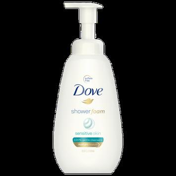 Dove Sensitive Skin Shower Foam