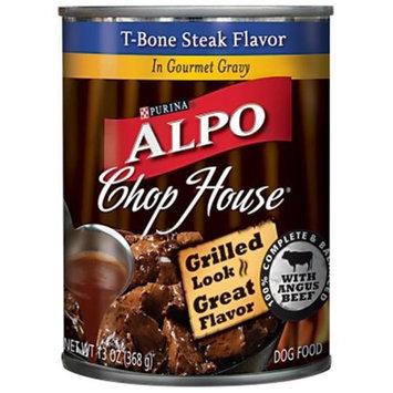 Nestlé Purina Pet Care Canned NP15259 Alpo Chop House T Bone 12-13 Oz.