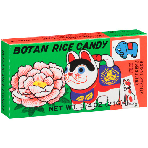 Botan Rice Candy -Pack of 60
