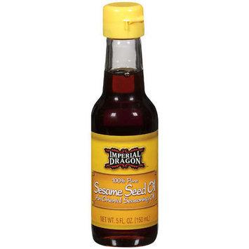 Imperial Dragon: 100% Pure Sesame Seed Oil, 5 Fl oz