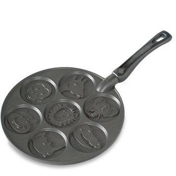Nordic Ware ZOO FRIENDS PANCAKE PAN 10 in.