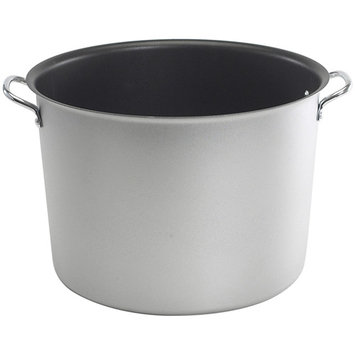 Nordic Ware Cookware Nonstick Aluminized Steel 20 qt. Stock Pot