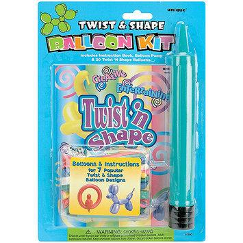 Unique 49004 Twist & Shape Balloon Kit