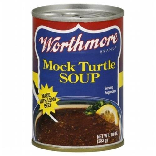 Worthmore Soup Mock Turtle 10 Oz Pack Of 12
