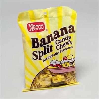 Ddi Banana Split Chews 5 Oz. Bag(Case of 12)