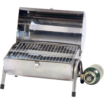 StanSport 10,000 BTU Stainless Steel BBQ Grill