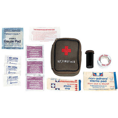 Stansport Soldier First Aid Kit 071478 STANSPORT