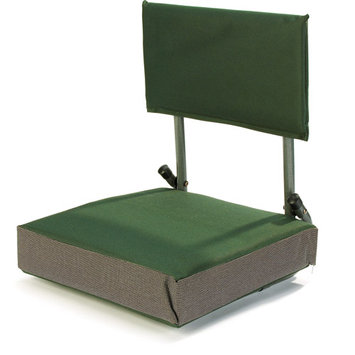 Stansport G-9-10 Coliseum Seat, Green