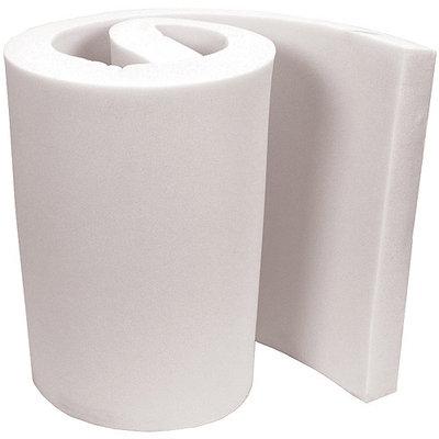 Air Lite Extra High Density Urethane Foam 2 X18 X82 - White FOB: MI