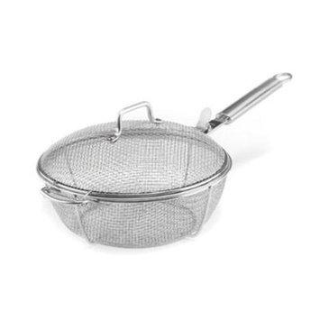 Maverick MGP-01CR Mesh BBQ Grill Chefs Pan