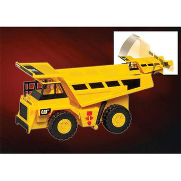 Cat Motorized Items CAT34671 Cat Dump Truck with LIGHT & Sound with FIGURE