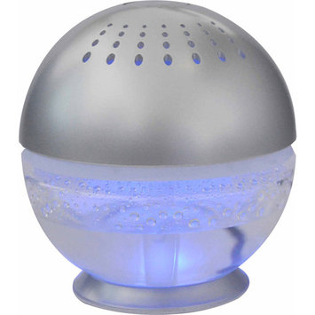 EcoGecko Air Cleaner & Revitalizer - Little Squirt - Silver