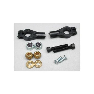 DUBRO PRODUCTS 2141 Adjustable Ball Link 4-40 Short (2)