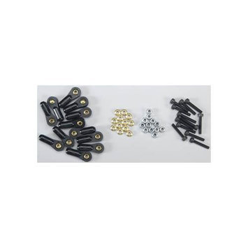 DUBRO PRODUCTS 2320 Monster Ball Links 3mm (12)