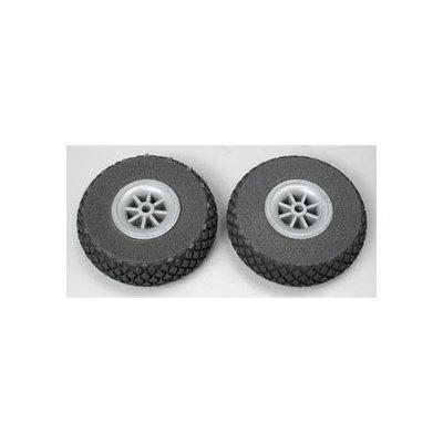 250DL Diamond Lite Wheels 2-1/2 (2) DUBQ0182 DUBRO PRODUCTS