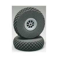 300DL Diamond Lite Wheels 3 (2) DUBQ0184 DUBRO PRODUCTS