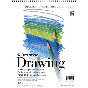 Strathmore 200 Series Drawing Pads (Set of 12)
