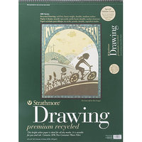 Strathmore Drawing Premium Recycled Paper Pad 18