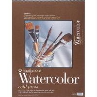 Strathmore Watercolor Cold Press Paper Pad 18