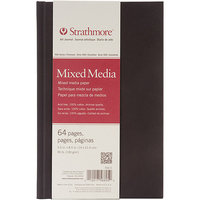 Pro-Art Strathmore Mixed Media 5.5x8.5 Art Journal - 64 Pages