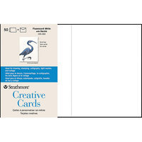 Strathmore Photo Mount Greeting Cards (Pack of 50)