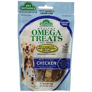 Cardinal Pet Care Pet Botanics Healthy Omega Treats - Chicken (3 oz)