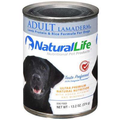 Natural Life Pet Products Natural Life BG16182 Natural Life Lamb & Rice - 12x13.2OZ