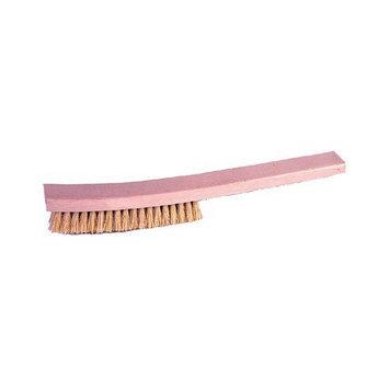 Weiler Plater Brushes - .006 brass fill platersbrush