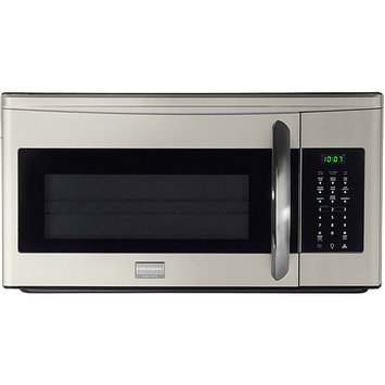 Frigidaire Gallery Silver Mist Over-The-Range Microwave - FGMV174km