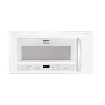 Frigidaire FGBM205K 2.0 Cu. Ft. Over-The-Range Microwave Featuring a SpaceWise R