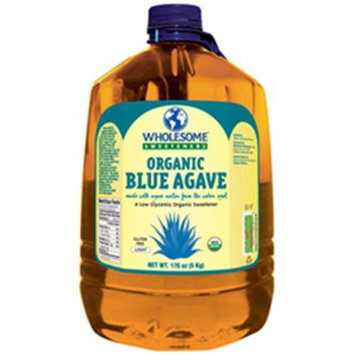 Wholesome Sweetners Wholesome Sweeteners Organic Blue Agave - 176 oz - 1 ct.