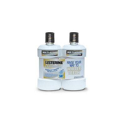 Listerine Vibrant White Mouthwash (32 fl. oz, 2 pk.)