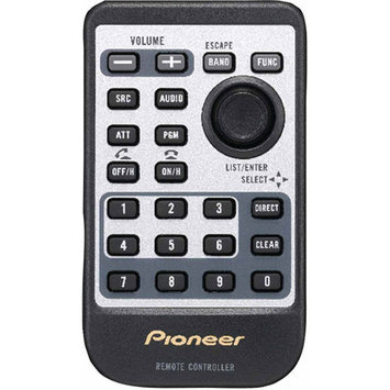 Pioneer CDR510 Replacement Remote for CD Players