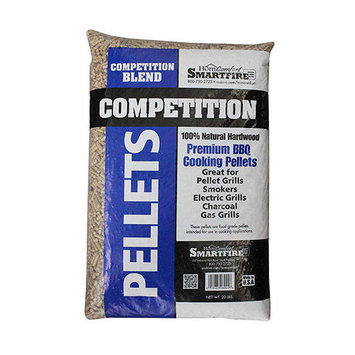 HomComfort Smokers. Competition 20 lb. Wood Pellets Grills