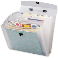 Cardinal Brands 85561 Memory File Expandable Storage Case