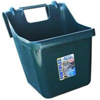 Fortex Industries Over The Fence Bucket Feeder 16 Quart Green 1301643 by Fortex Fortiflex