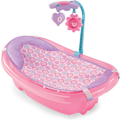 Summer Infant Sparkle Fun Newborn-to-Toddler Baby Bather
