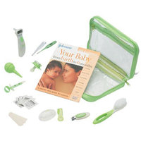 Dr Mom Dr. Mom Perfect Beginnings Baby Care Kit - Green