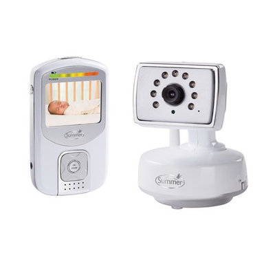 Summer Infant Best View Digital Color Video Monitor White