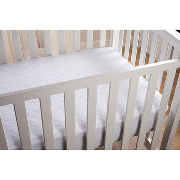 Summer Infant Stain Resistant & Waterproof Fitted Mattress Pad