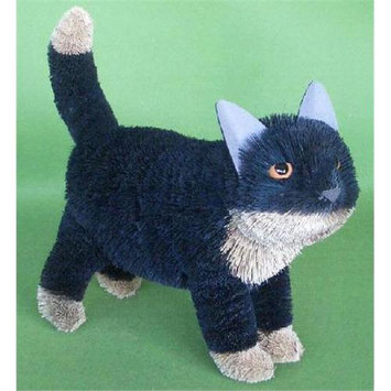 Brushart BRUSH89L Cat Black Standing 16 inch