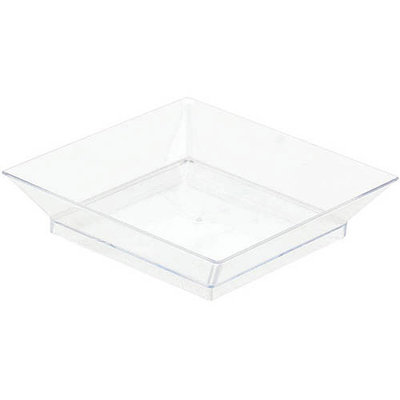 Square Appetizer Plates (Pack of 10)