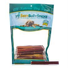 Best Bully's 6 Inch Standard Bully Sticks - 25 Pack