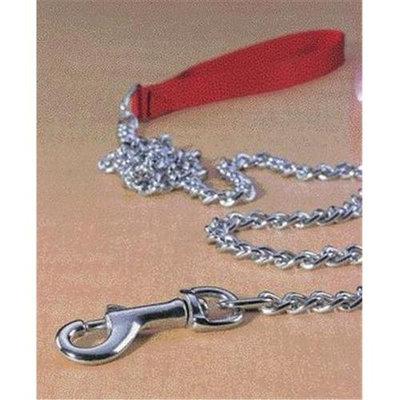 Hamilton Pet Company - Steel Chain Lead with nylon Hndle Fine 4 - L2048