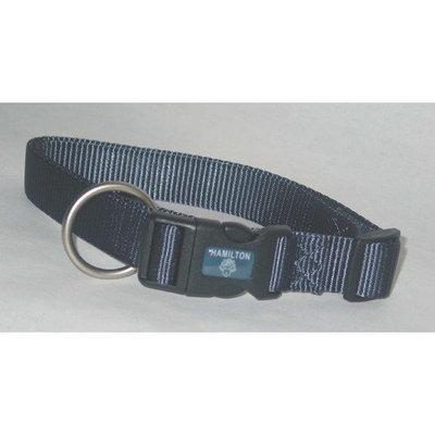 Hamilton Pet Company - Adjustable Dog Collar- Hot Purple .38 X 7-12 - FAE 7-12 PU