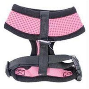 Hamilton Pet Mhb Adjustable Mesh Dog Harness / Size (Small Pink)