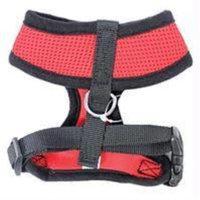 Hamilton Pet Mhb Adjustable Mesh Dog Harness / Size (Small Red)