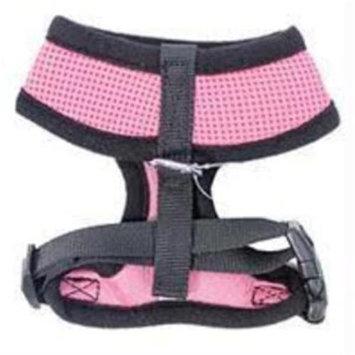 Hamilton Pet Soft Mesh Dog Harness Medium Pink MHB MDPK
