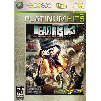 Capcom Dead Rising - Action/adventure - Xbox 360 (33001)