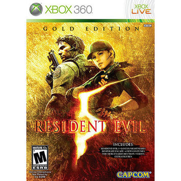 Capcom USA Resident Evil 5: Gold Edition (Xbox 360)